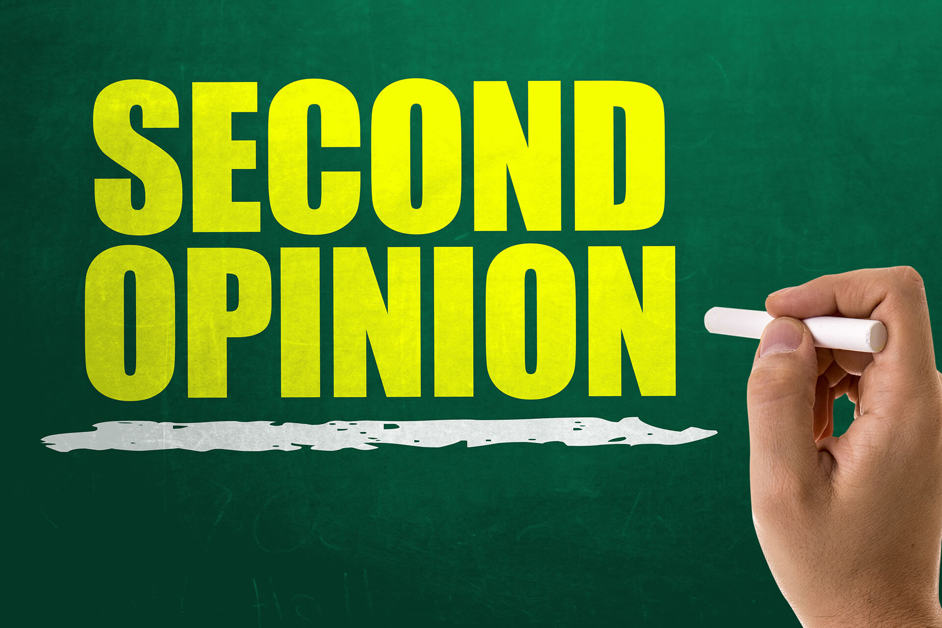 ATTENTION MEDCHI MEMBERS – It's Time For A Second Opinion!